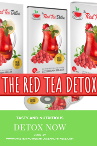 Red Detox Tea